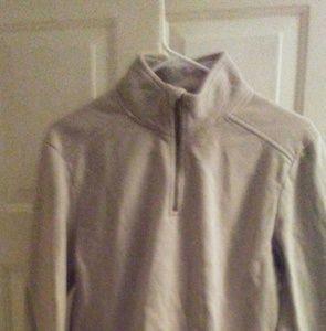 Men's Zip-Up Pullover